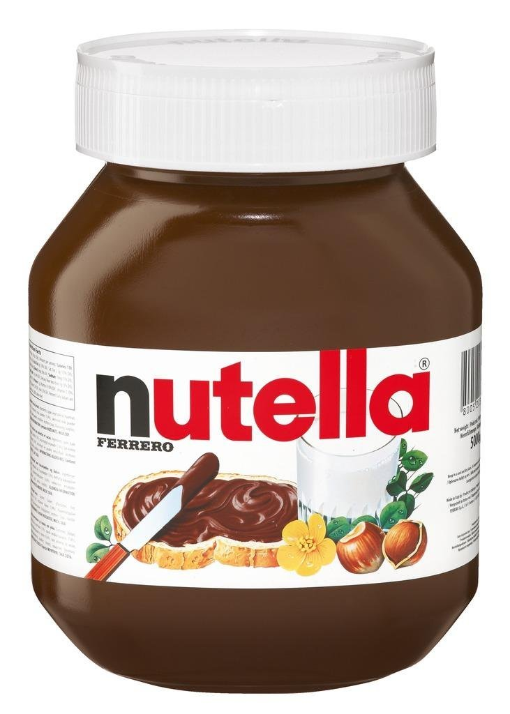 Nutty for Nutella | Treadmills and Chocolate