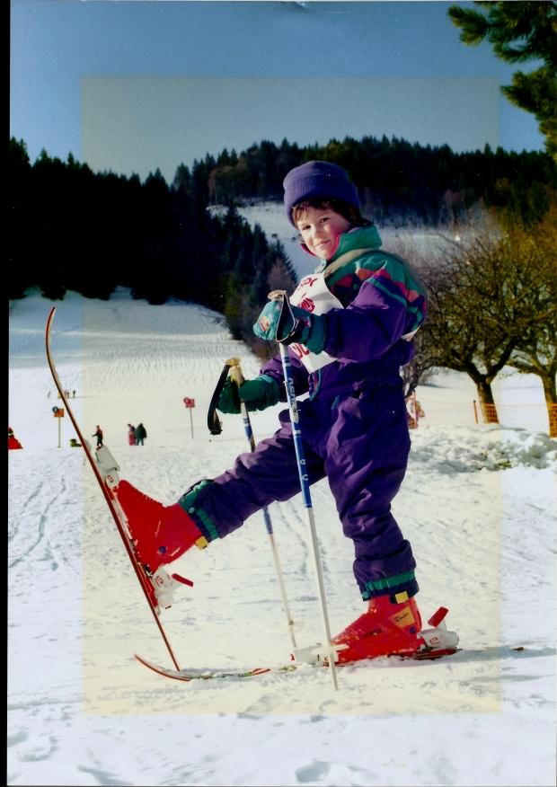 RAH skis Morzine