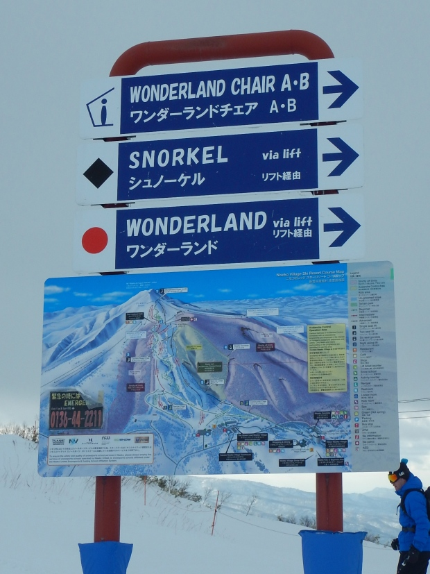 """Snorkel"" - another hint about the amount of snow to come!"