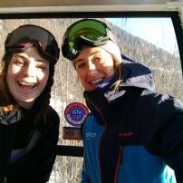Pre-season ski in Verbier with G.