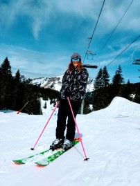 Jo, the coolest seasonnaire in Morzine